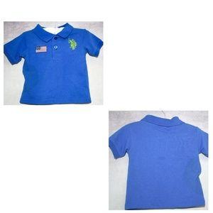 EUC polo shirt